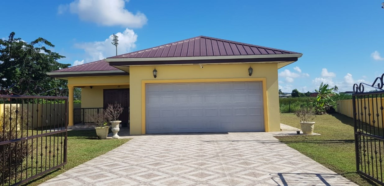 RE/MAX real estate, Trinidad and Tobago, Freeport, For Sale: Family Home - Wyndham Palms, Freeport