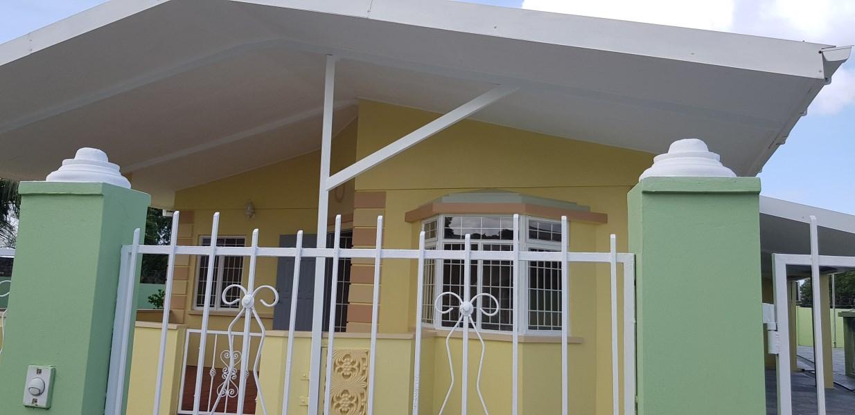 RE/MAX real estate, Trinidad and Tobago, Tunapuna, 3 Bedroom Sunrise Park Trincity Rental