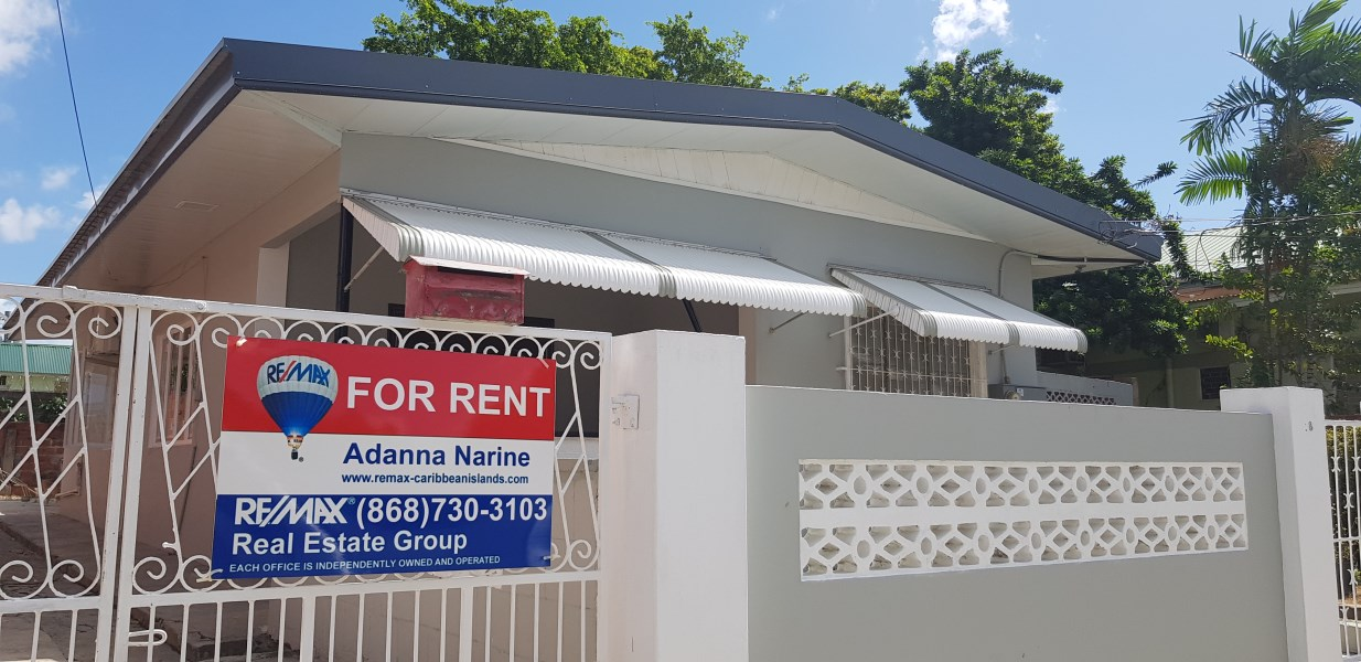 RE/MAX real estate, Trinidad and Tobago, Woodbrook, Woodbrook Rental Available Immediately