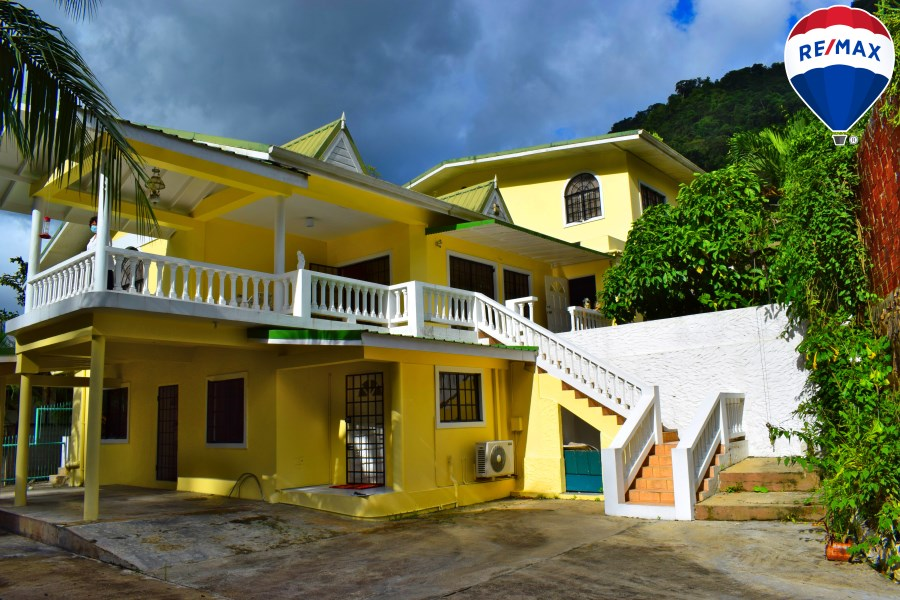 RE/MAX real estate, Trinidad and Tobago, Boissiere Village, 7br house in maraval
