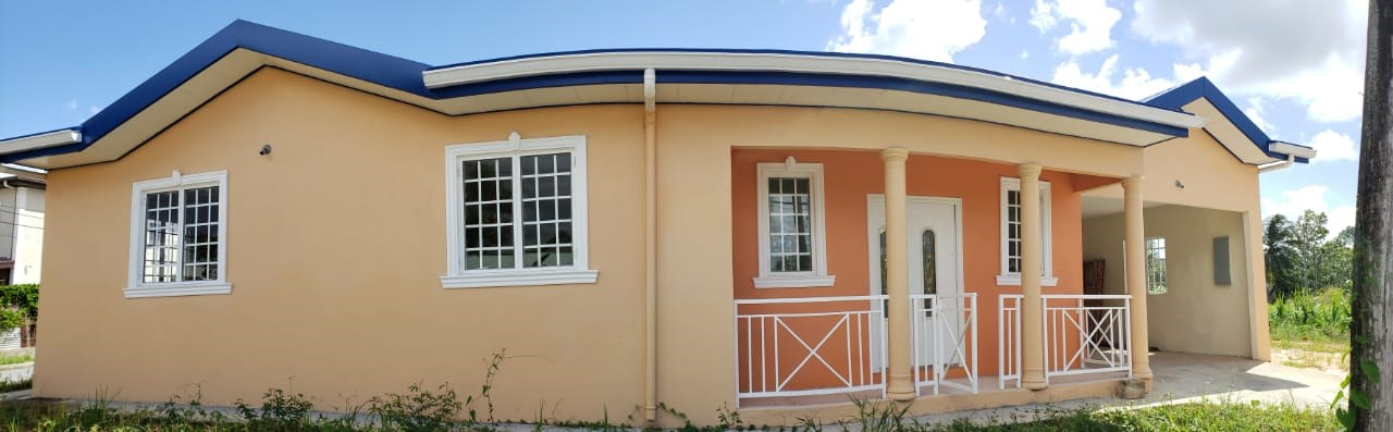 RE/MAX real estate, Trinidad and Tobago, Kelly Village, La Solita Road Three bedroom house