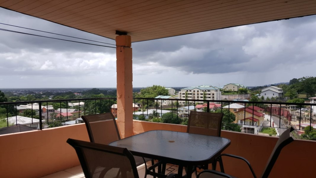 RE/MAX real estate, Trinidad and Tobago, Saint Augustine, 3 Bedroom Apartment