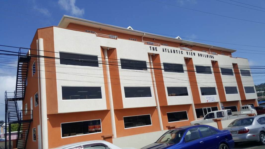 RE/MAX real estate, Trinidad and Tobago, Scarborough, The Atlantic View Building