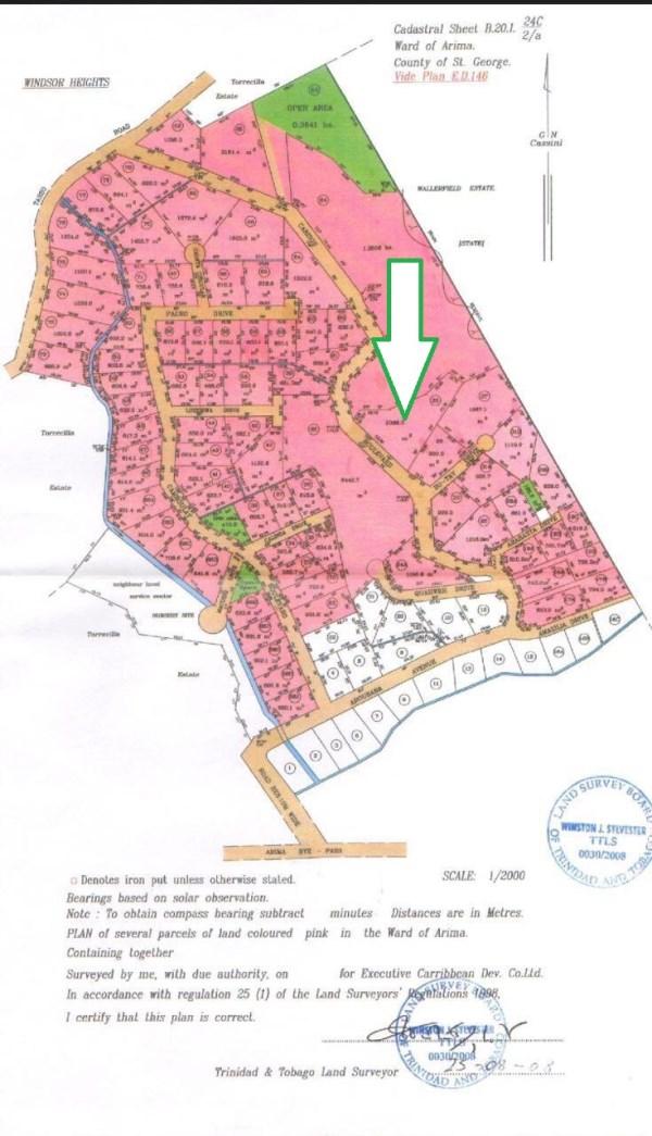 RE/MAX real estate, Trinidad and Tobago, Arima, Windsor Heights  Windor Winsdor