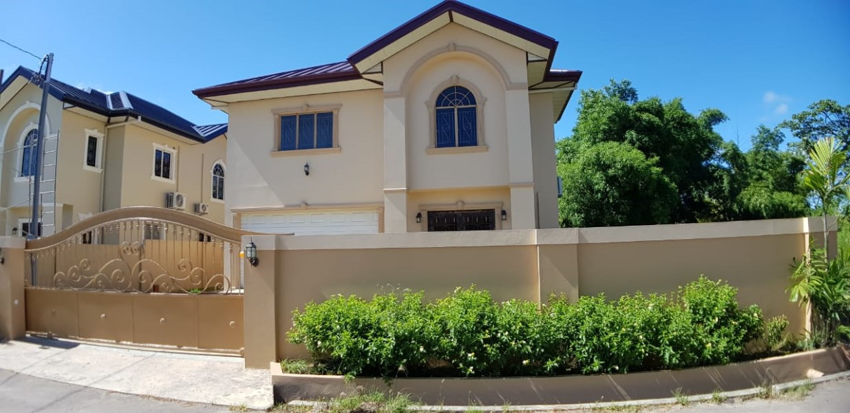 RE/MAX real estate, Trinidad and Tobago, Couva, Beautiful Central Park North Home