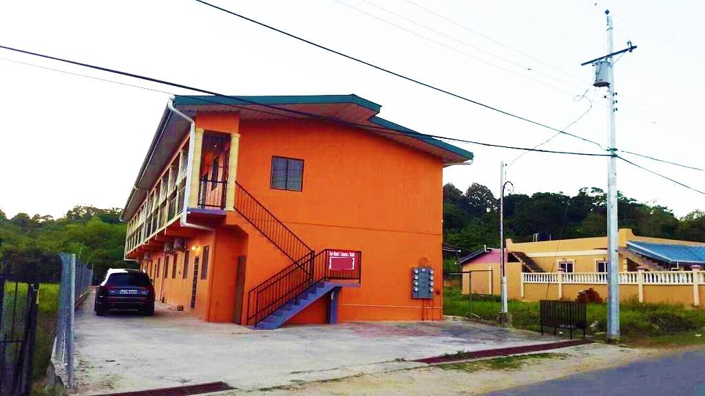 RE/MAX real estate, Trinidad and Tobago, Gasparillo, Fully Tenanted Apartment building for sale