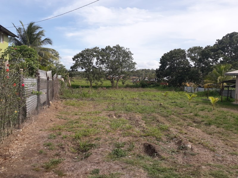 RE/MAX real estate, Trinidad and Tobago, Cunupia, 2 Lots Chin Chin Cunupia