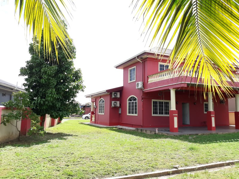 RE/MAX real estate, Trinidad and Tobago, Carapichaima, Palm View Gardens Gated Community. Move in Ready