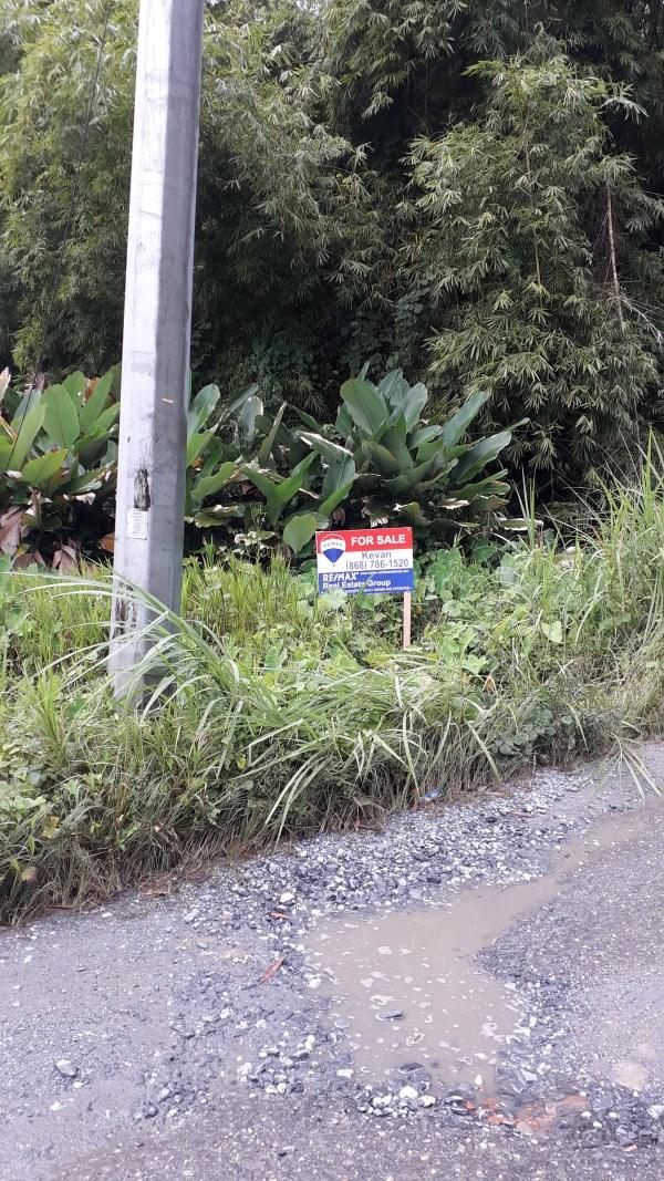 RE/MAX real estate, Trinidad and Tobago, Sangre Grande, Residental land Sangre Grande