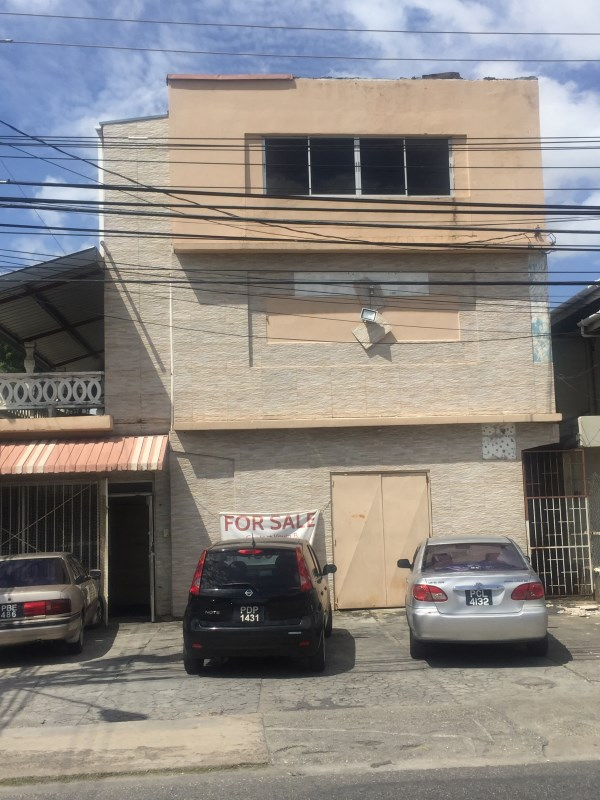 RE/MAX real estate, Trinidad and Tobago, San Juan, El Socorro Building for sale