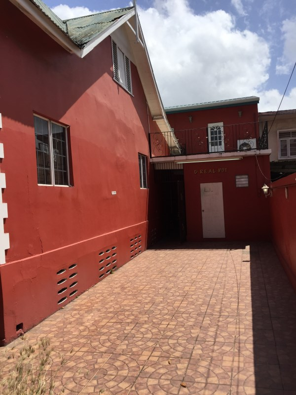 RE/MAX real estate, Trinidad and Tobago, Port-of-Spain, Flament Street Commercial Building