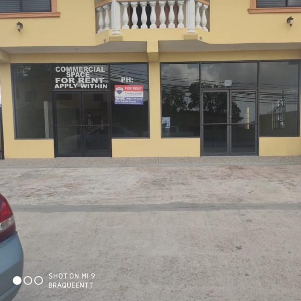 RE/MAX real estate, Trinidad and Tobago, Peñal, Commercial Space SS Erin Road Penal