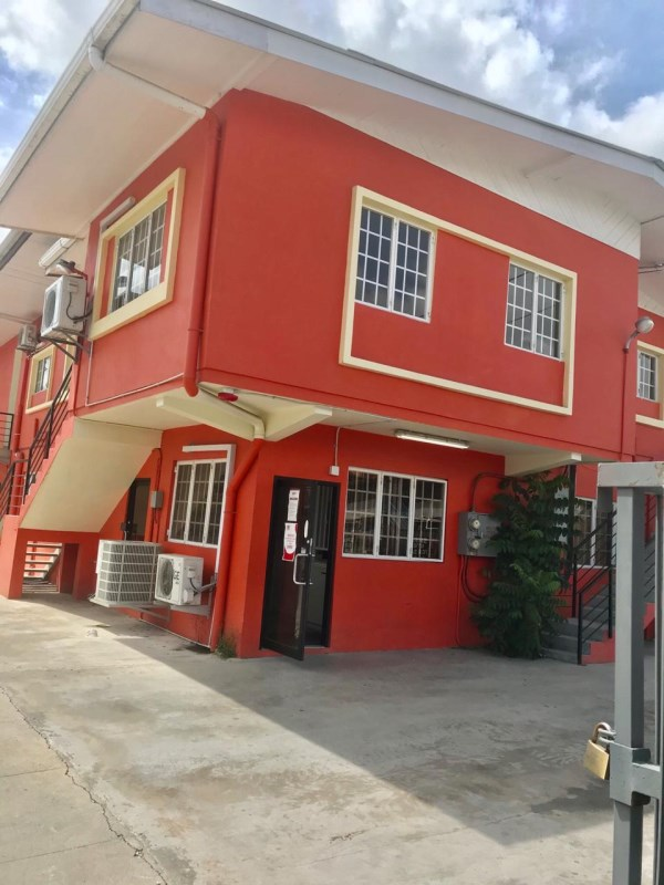 RE/MAX real estate, Trinidad and Tobago, Chaguanas, First Floor Commercial Space For Rent - Yves Street Chaguanas -1800 sq ft