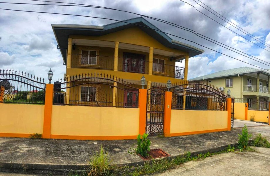 RE/MAX real estate, Trinidad and Tobago, Longdenville, Longdenville Exquisite 5 Bedroom, Two Story House for Sale