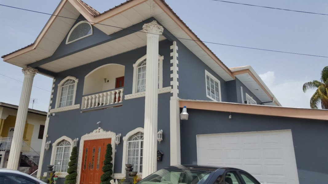 RE/MAX real estate, Trinidad and Tobago, Waterloo, Exquisite 3 Bedroom, 3 Bath, 2 Story Home For Sale