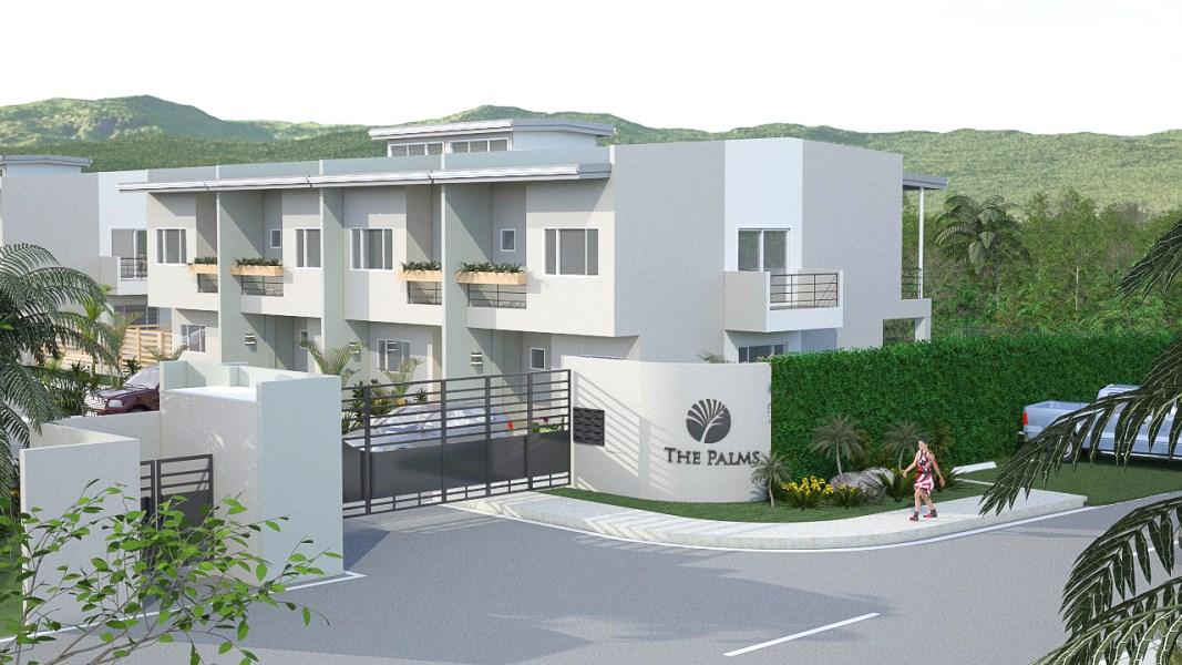 RE/MAX real estate, Trinidad and Tobago, Santa Cruz, The Palms Santa Cruz 3 Bedroom Townhouses