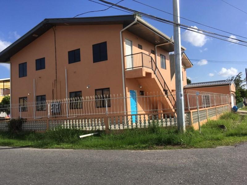 RE/MAX real estate, Trinidad and Tobago, Arima, Roystonia 2 Bedroom Apartment
