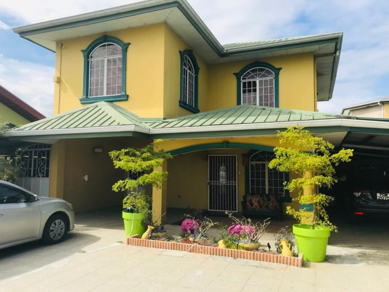 RE/MAX real estate, Trinidad and Tobago, Chaguanas, 2 Story, 3 Bedroom, 3.5 Bath, Semi Furnished House For Sale - Joyce Road Chaguanas