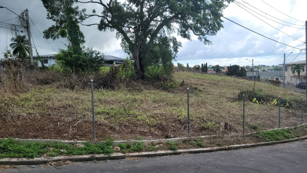 RE/MAX real estate, Trinidad and Tobago, San Fernando, Woodscent Drive Palmiste - Land for Sale