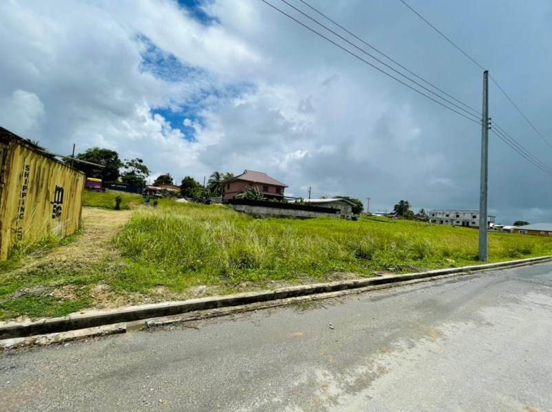 RE/MAX real estate, Trinidad and Tobago, Saint Helena, 5,000 sf Land For Sale - Innocent Manor Boy Cato Road, Cunupia