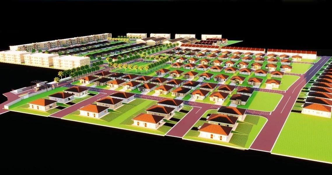 RE/MAX real estate, Trinidad and Tobago, Arima, Vanda Model The Residences at Manuel Congo