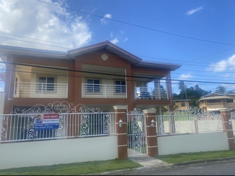 RE/MAX real estate, Trinidad and Tobago, San Fernando, House for Rent - 5 Bedroom Luxury Home