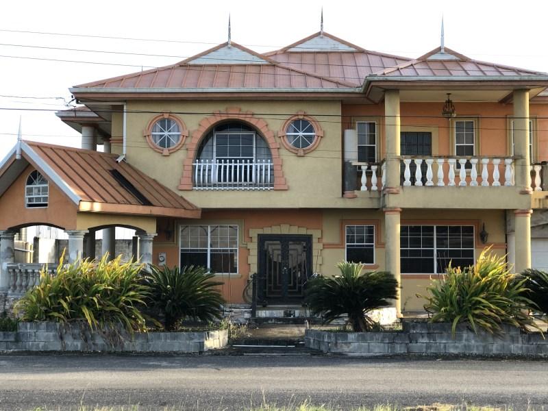 RE/MAX real estate, Trinidad and Tobago, Caroni, Modern 2 Storey Home in Gated Wyndham Palms, Freeport