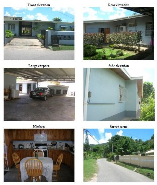 RE/MAX real estate, Trinidad and Tobago, Saint Augustine, 4 Bedroom 3 Bathroom inclusive of an Annex