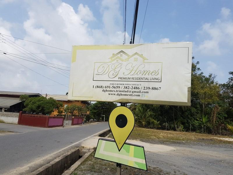 RE/MAX real estate, Trinidad and Tobago, Sangre Grande Oropuche, Residential land for sale Ella Vista Gardens, Oropouche Road, Sangre Grande,