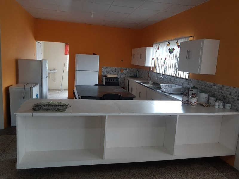 RE/MAX real estate, Trinidad and Tobago, Curepe, 4-bedroom, 4-toilets, 4-baths, fully furnished, extremely big, each room is a Master Bedroom