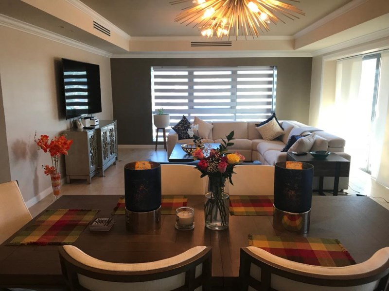 RE/MAX real estate, Trinidad and Tobago, Woodbrook, One Woodbrook Place: Jr. Penthouse FOR SALE