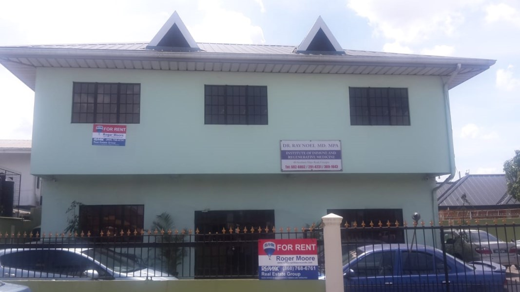RE/MAX real estate, Trinidad and Tobago, Cunupia, Main Road Accessible Commercial Space for Rent in Cunupia