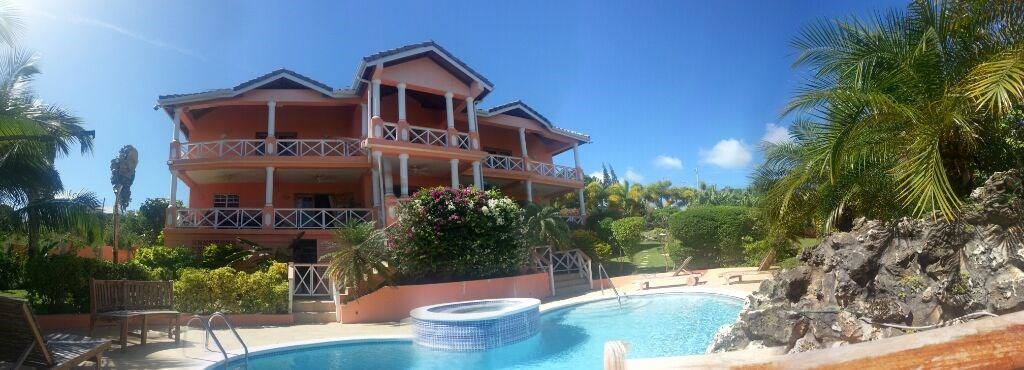 RE/MAX real estate, Trinidad and Tobago, Scarborough, Signal Hill  Mansion