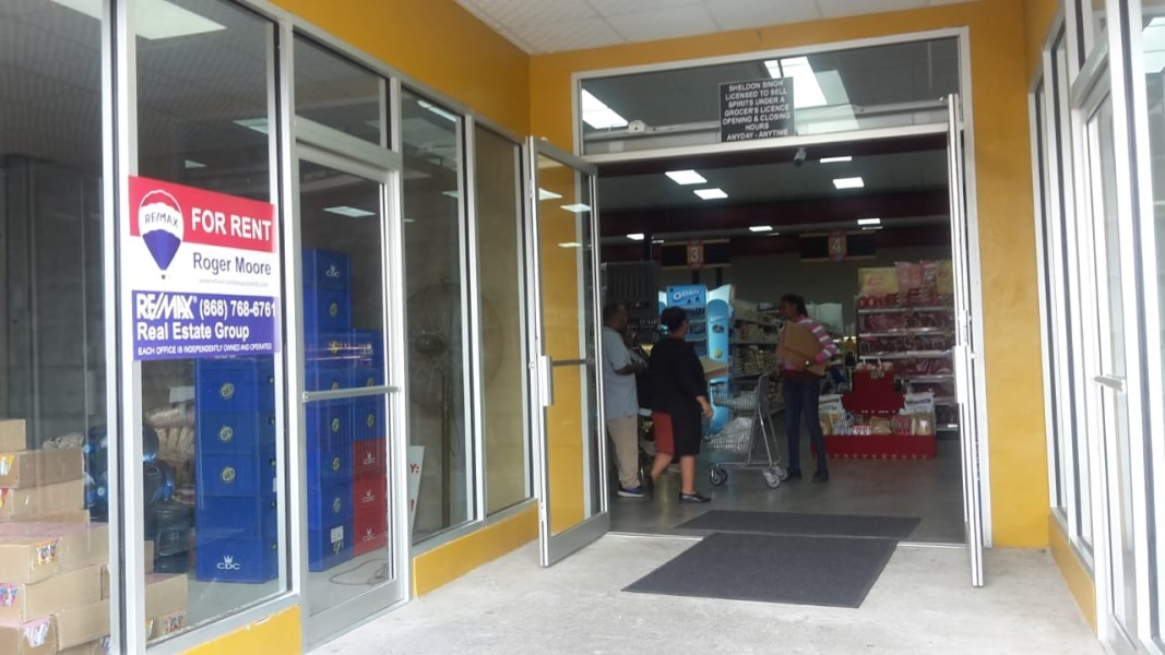 RE/MAX real estate, Trinidad and Tobago, Curepe, Commercial Rental on Evans St Curepe