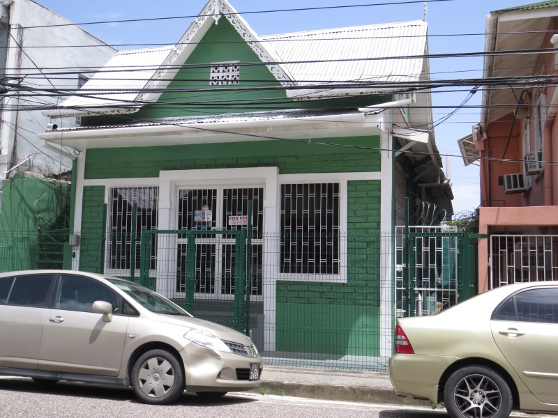 RE/MAX real estate, Trinidad and Tobago, Port-of-Spain, Downtown Port of Spain, Office space for rent , Edward street