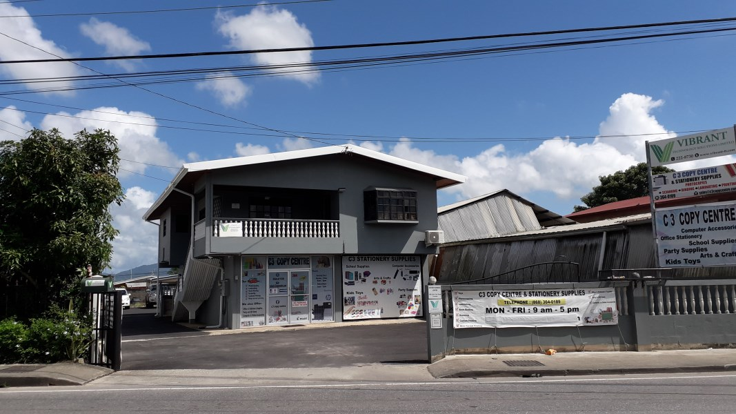 RE/MAX real estate, Trinidad and Tobago, Cunupia, Chin Chin Main Road Commercial Property