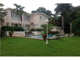 RE/MAX real estate, Puerto Rico, URB Santa Maria, Mansion @ Santa Maria 5/5 3000sm 7000sf