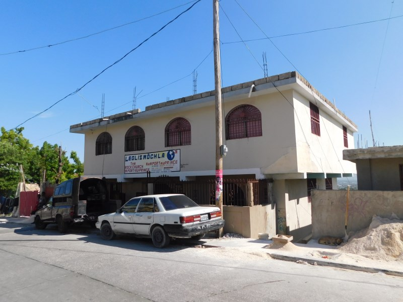 RE/MAX real estate, Haiti, Port-au-Prince - Deimas, Great Investment Property  For Sale in ChrisRoi, 4 Story High!