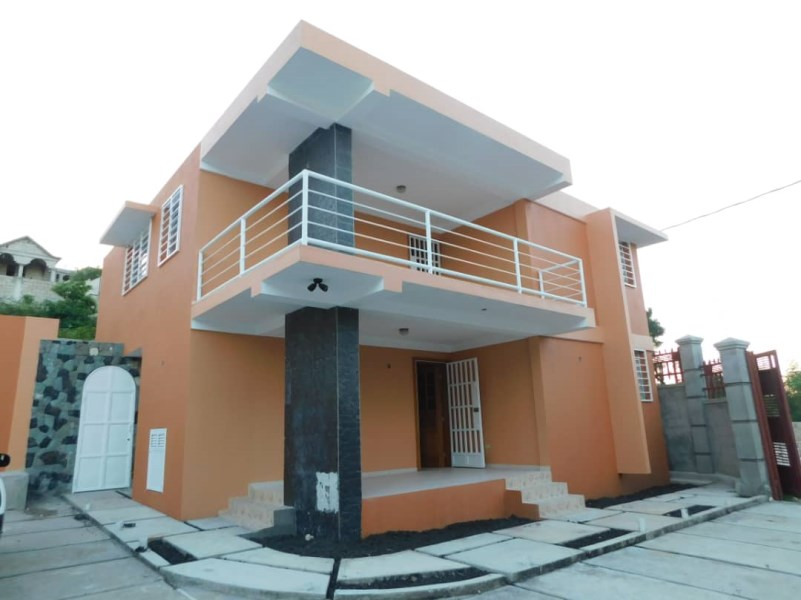 RE/MAX real estate, Haiti, Port-au-Prince - Petionville, New Beautiful House For Rent in Puitsblain, haiti