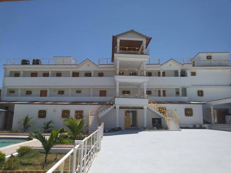 RE/MAX real estate, Haiti, Port-au-Prince, Beautiful Hotel for Sale between Delmas 75 and 33,  Haiti