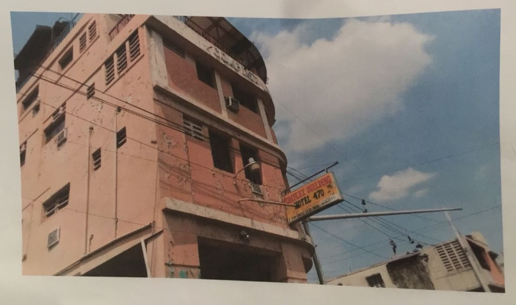 RE/MAX real estate, Haiti, Port-au-Prince, 28 room hotel for sale in Rue J J Dessalines Champs de Mars Haiti.