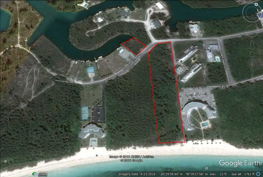 RE/MAX real estate, Bahamas, Lucayan Beach, FOUR ACRE BEACHFRONT LOT - 200 FT OF FRONTAGE ON PRISTINE LUCAYA BEACH