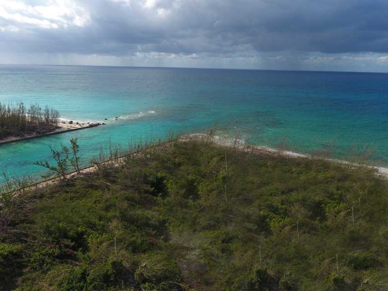RE/MAX real estate, Bahamas, Freeport, FIVE ACRES WITH OVER 700 FT OF OCEAN & CANAL  FRONT ZONED TOURISM DEVELOPMENT