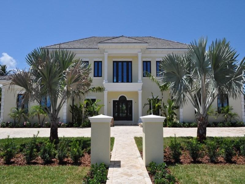 RE/MAX real estate, Bahamas, Ocean Club Estates, Villa Bellini