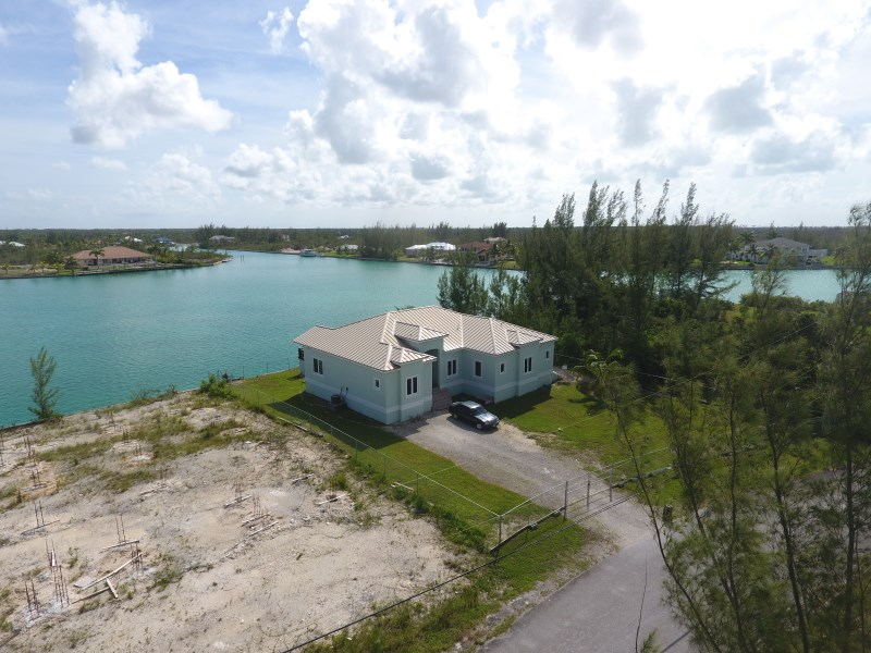 RE/MAX real estate, Bahamas, Freeport, WATERFRONT HOME IN EMERALD BAY FREEPORT GRAND BAHAMA