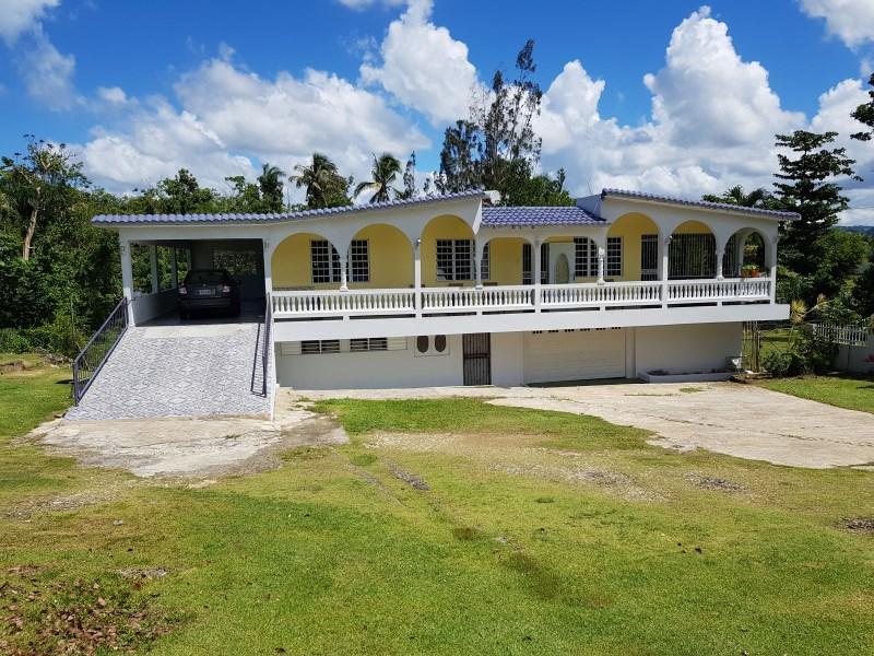 RE/MAX real estate, Puerto Rico, Lares, Bo. Piletas Arce, carretera 4453 km 2 INT Lares P.R.