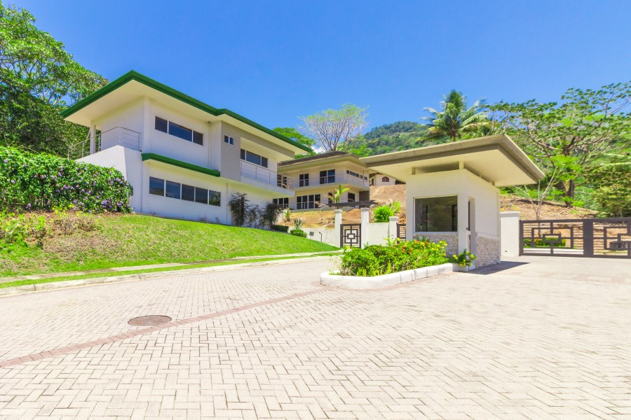 Remax real estate, Costa Rica, Uvita, Walk to the beach! Gorgeous modern two-bedroom home in gated community near beautiful Playa Hermosa!