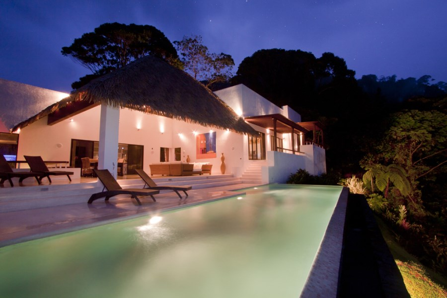 Remax real estate, Costa Rica, Uvita, Fabulous Villa With Stunning Panoramic View Of The Ocean