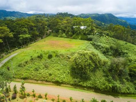 Remax real estate, Costa Rica, Dominical, Ocean View Property in Gated Community