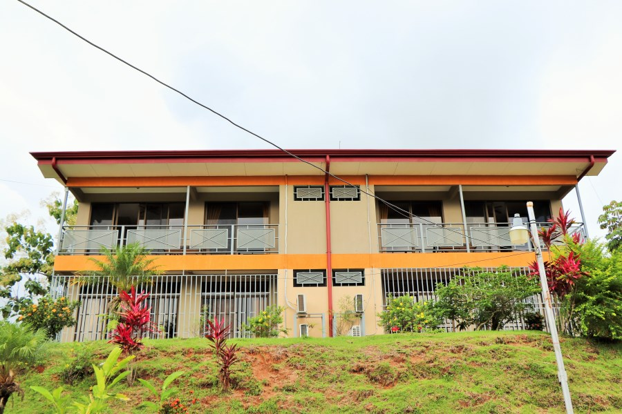 Remax real estate, Costa Rica, Uvita, TERRIFIC LOCATION FOR RENTAL BUSINESS! Four apartments building with ocean and mountain views